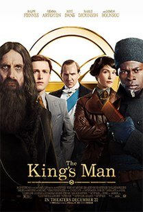 <i>The Kings Man</i> 2020 film directed by Matthew Vaughn