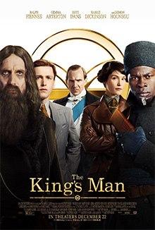 კინგსმენი 3 / The King's Man 3