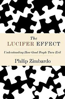 <i>The Lucifer Effect</i>