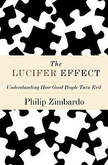 Cover page of The Lucifer Effect