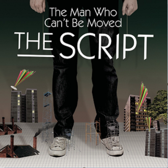 The Script — The Man Who Can't Be Moved (studio acapella)