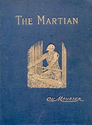 The Martian (du Maurier novel) - Image: The Martian