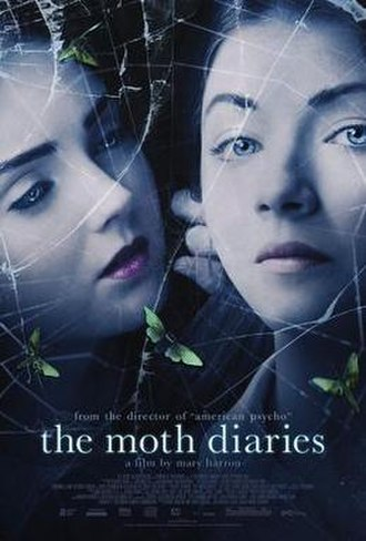 The Moth Diaries (film) - Theatrical release poster