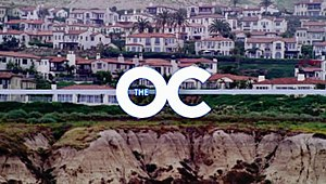 The O.C. - Intertitle used in Seasons 3 and 4