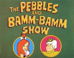 The Pebbles and Bamm-Bamm Show - The series' title card