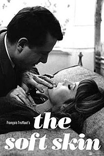 <i>The Soft Skin</i> 1964 film by François Truffaut