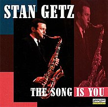The Song Is You (Stan Getz album).jpg