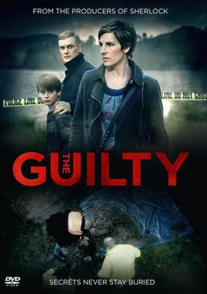 The Guilty (TV series) - DVD cover