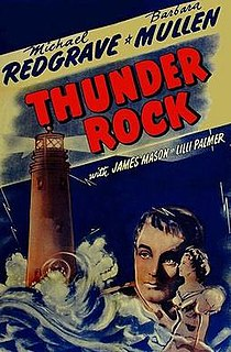 <i>Thunder Rock</i> (film) 1942 British drama film