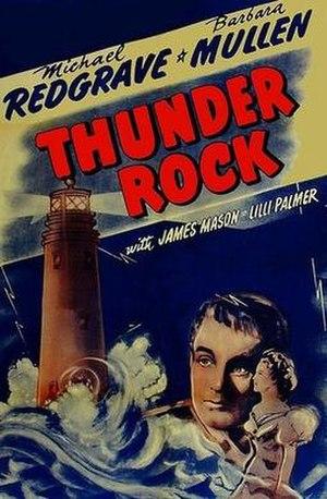 Thunder Rock (film) - Image: Thunderrock