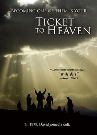 Ticket to Heaven - DVD cover