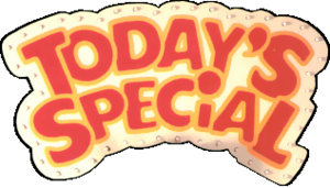 Today's Special - Image: Todaysspecial 2