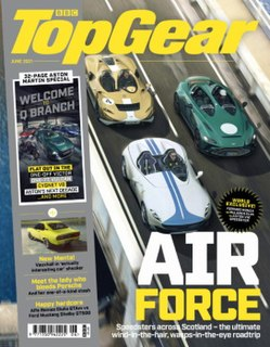 <i>Top Gear</i> (magazine)