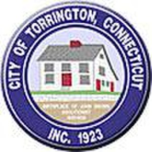 Torrington, Connecticut - Image: Torrington seal 2