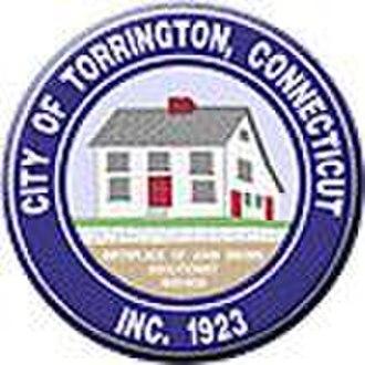 Torrington, Connecticut - Image: Torrington seal 2