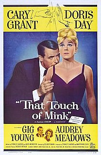 <i>That Touch of Mink</i>