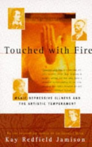 Touched with Fire - Image: Touched with Fire book cover