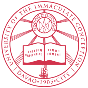 University of the Immaculate Conception - Image: University of the Immaculate Conception Logo
