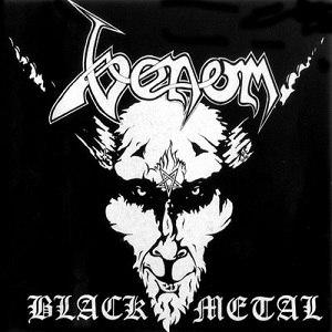 Black Metal (Venom album) - Image: Venomblackmetal