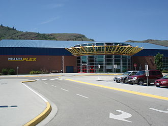 Vernon, British Columbia - The Kal Tire Place (formerly the Vernon Multiplex), completed in 2001, is home to the Vernon Vipers. A second arena has been built in 2018, named the Kal Tire Place North