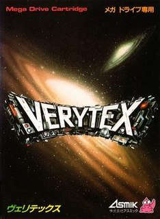 <i>Verytex</i> 1991 video game
