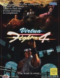 <i>Virtua Fighter 4</i> 2002 video game