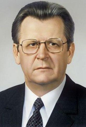 Vitaly Vorotnikov - Image: Vitaly Vorotnikov