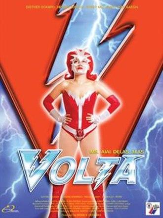 Volta (film) - Theatrical release poster
