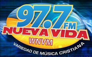 WNVI - Image: WNVM FM logo