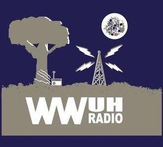 WWUH - Image: WWUH Radio Logo
