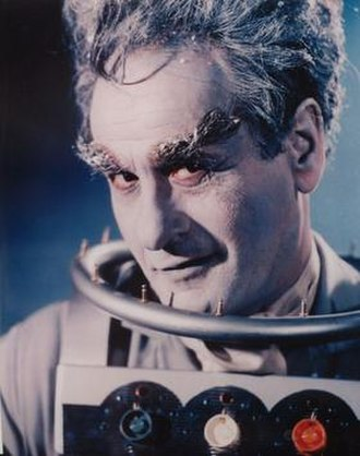Mr. Freeze - Eli Wallach as Mr. Freeze in the Batman television series
