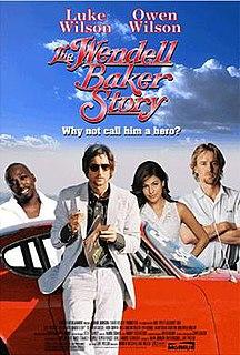 <i>The Wendell Baker Story</i> 2005 film by Luke Wilson, Andrew Wilson
