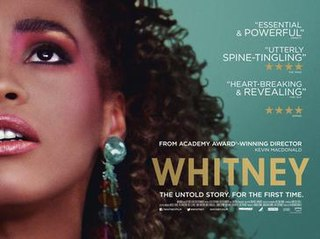 <i>Whitney</i> (2018 film) 2018 film