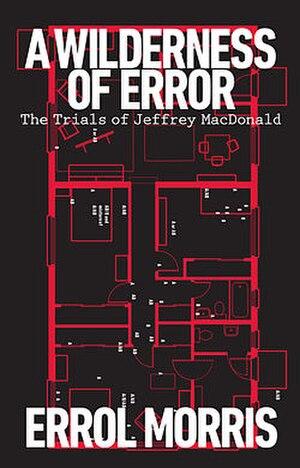 A Wilderness of Error - First edition