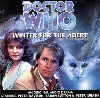 Winter for the Adept - Image: Winter for the Adept