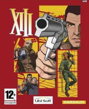 XIII (video game) - Image: XII Iboxcover
