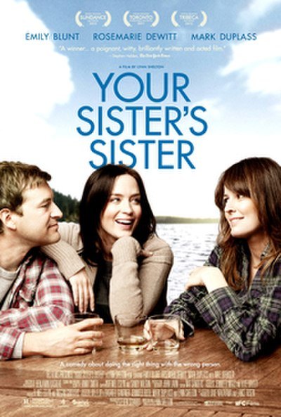 Picture of a movie: Your Sister's Sister