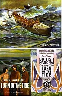 <i>Turn of the Tide</i> 1935 film by Norman Walker