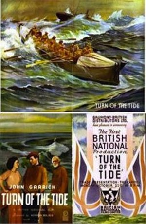 Turn of the Tide - British trade ad