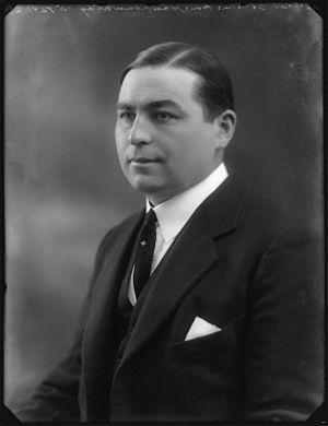 Joseph Kenworthy, 10th Baron Strabolgi - Joseph Kenworthy