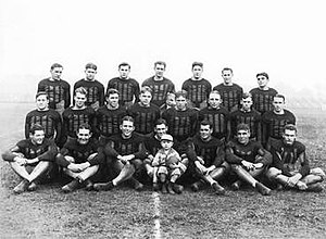 1925 Alabama Crimson Tide football team - Image: 1925 Alabama Crimson Tide football team photo