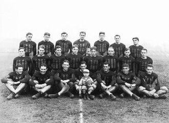1925 Alabama Crimson Tide football team - Image: 1925 Alabama Crimson Tide football team photo