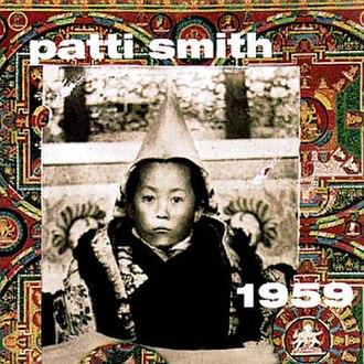 1959 (Patti Smith song) - Image: 1959 Patti Smith