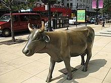 c46dff93e42 CowParade - Wikipedia