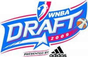 2009 WNBA draft - Image: 2009WNBADraft