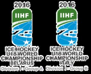 2016 IIHF World U18 Championship Division I