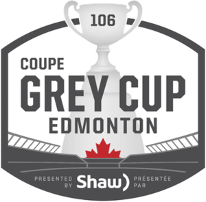 106th Grey Cup - Image: 2018 Grey Cup