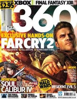 <i>360</i> (magazine) magazine