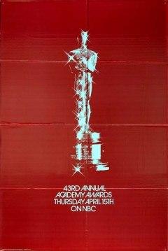 43rd Academy Awards
