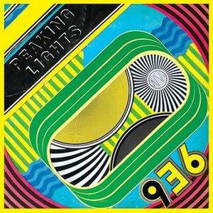 936 (album) - Image: 936 Peaking Lights